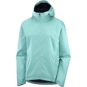 Salomon Comet WP Jacke Damen meadowbrook